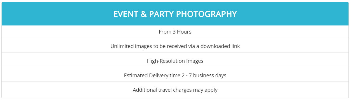 Party | Birthday | Corporate Photographer Hire in Melbourne